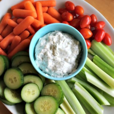 Easy Homemade Ranch Dip