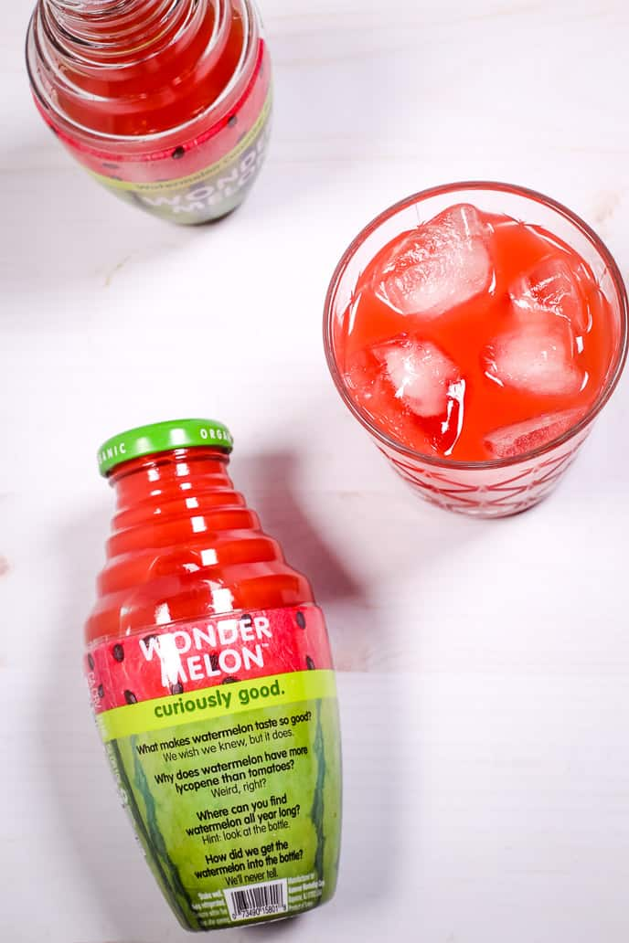 Wonder Melon juice for national nutrition month