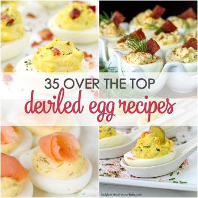 25 Deviled Egg Recipes