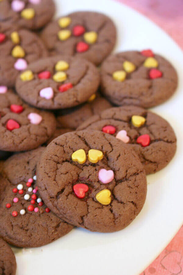 Cookie Recipes With Boxed Cake Mix