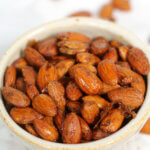 Chocolate Chili Roasted Almonds