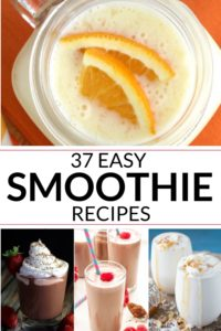 collection of best smoothie recipes