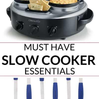 Slow Cooker Essentials