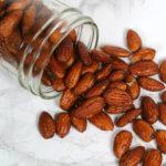 Tex Mex Spiced Almonds