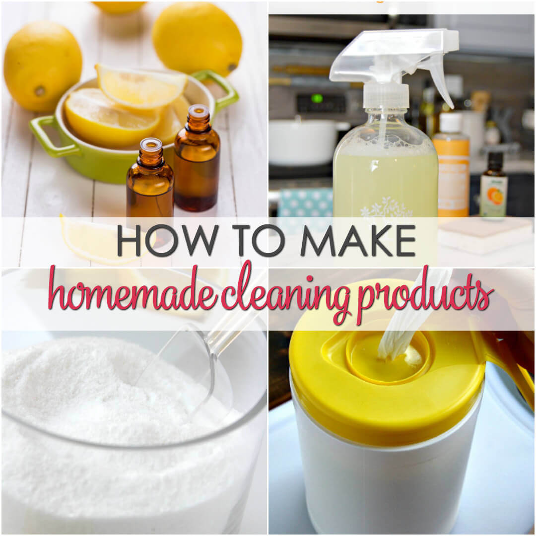 How To Make Homemade Cleaning Products It Is A Keeper