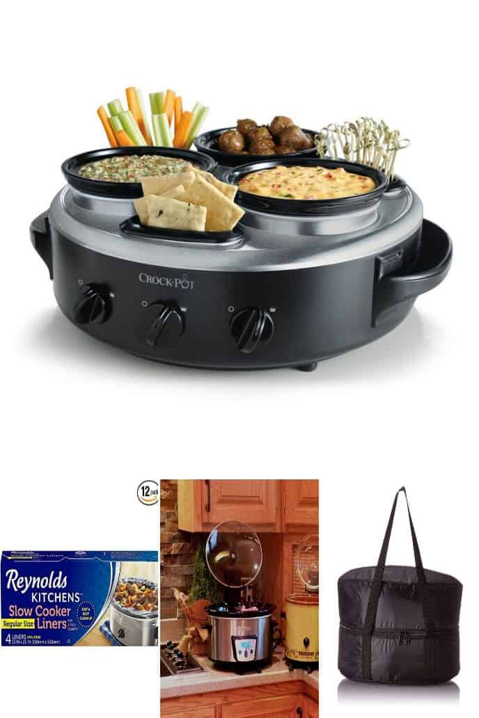 collection of best crock pot accessories
