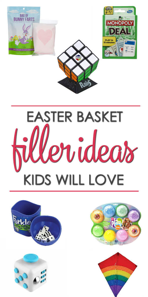 Unique Easter Basket Ideas Kids Love