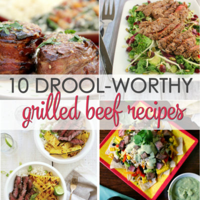 10 Grilled Beef Recipes