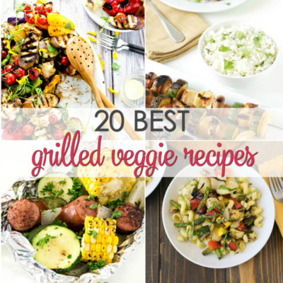The Best Grilled Vegetables