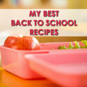 Here are all of mybest back to school ideas. You'll find hacks, recipes, checklists, printables and creative ideas.