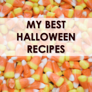 halloween recipes for parties