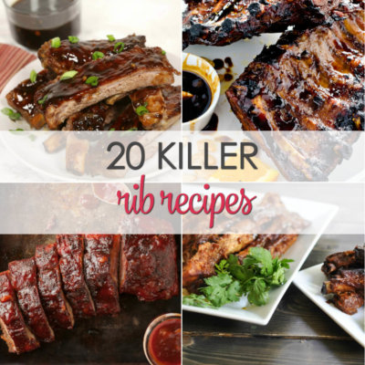 20 Killer Easy Rib Recipes