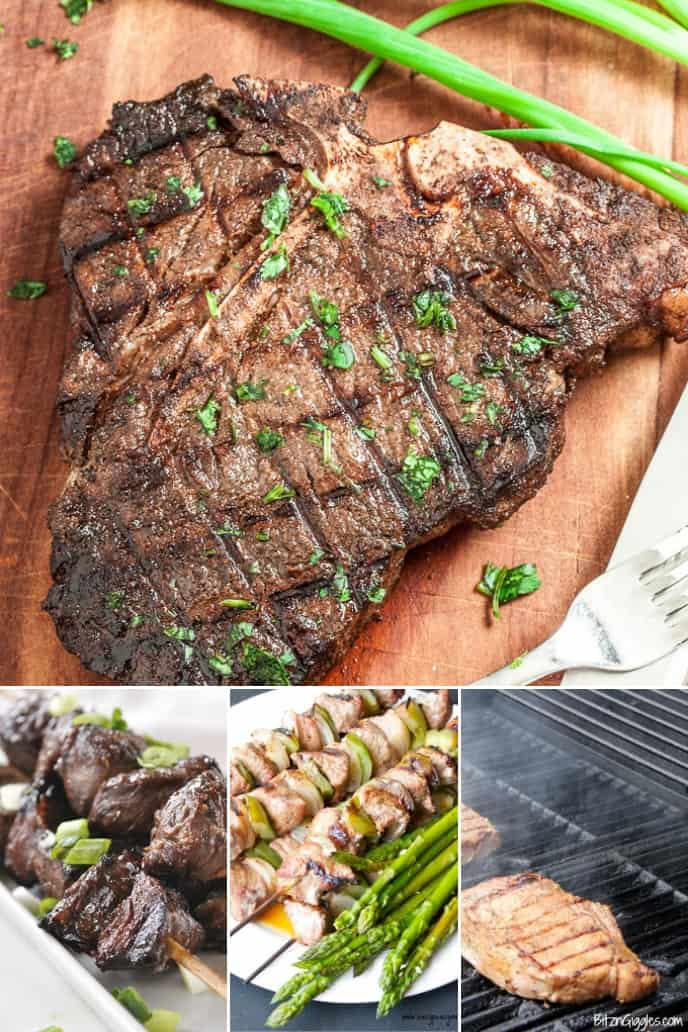 A collection of marinade recipes