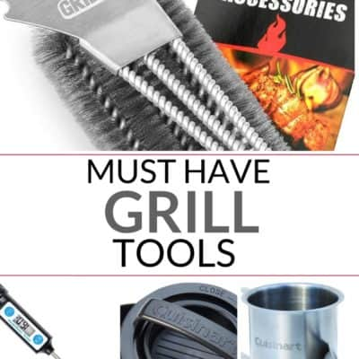 Must Have Grill Accessories