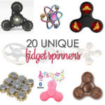 20 Unique Fidget Spinners