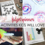10 Fidget Spinner Activities