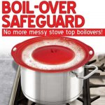 Boil Over Safe Guard