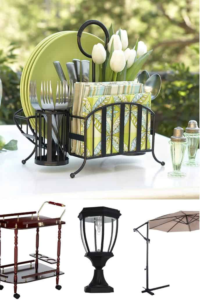 awesome summer party Ideas for backyard and patio accessories