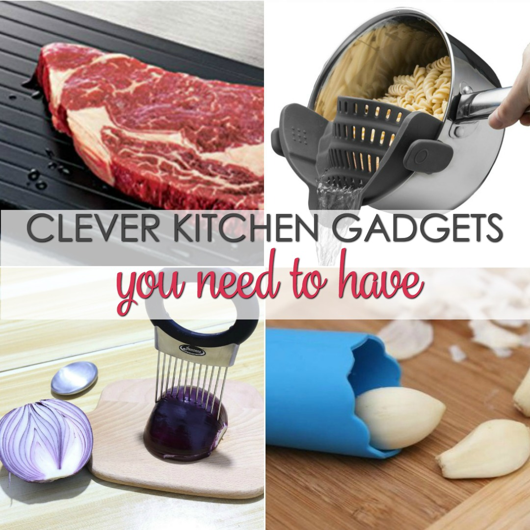 10 Innovative Kitchen Gadgets