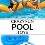 10 Crazy Fun Swimming Pool Toys