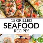 Try out these grilled seafood recipes!