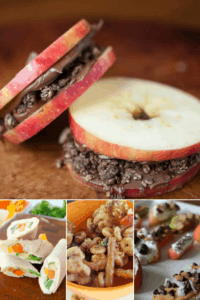 an awesome collection of awesome easy snacks to make
