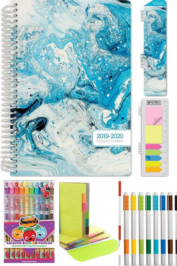 an awesome list of stationary supplies that kids will have a lot of fun with