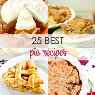 25 Delicious Pie Recipes