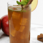 Apple Cider Mojito - this is one of my all time favorite apple cider drink recipes