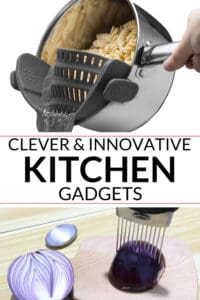 Collection of Clever Cooking Tools
