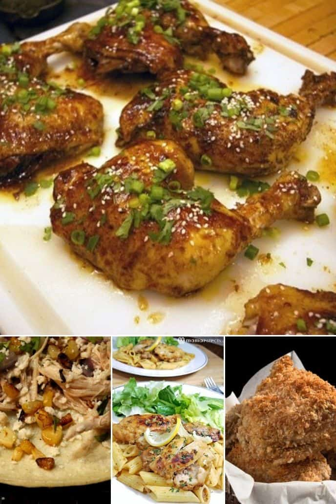 COLLECTION OF nstant pot recipes chicken and rice