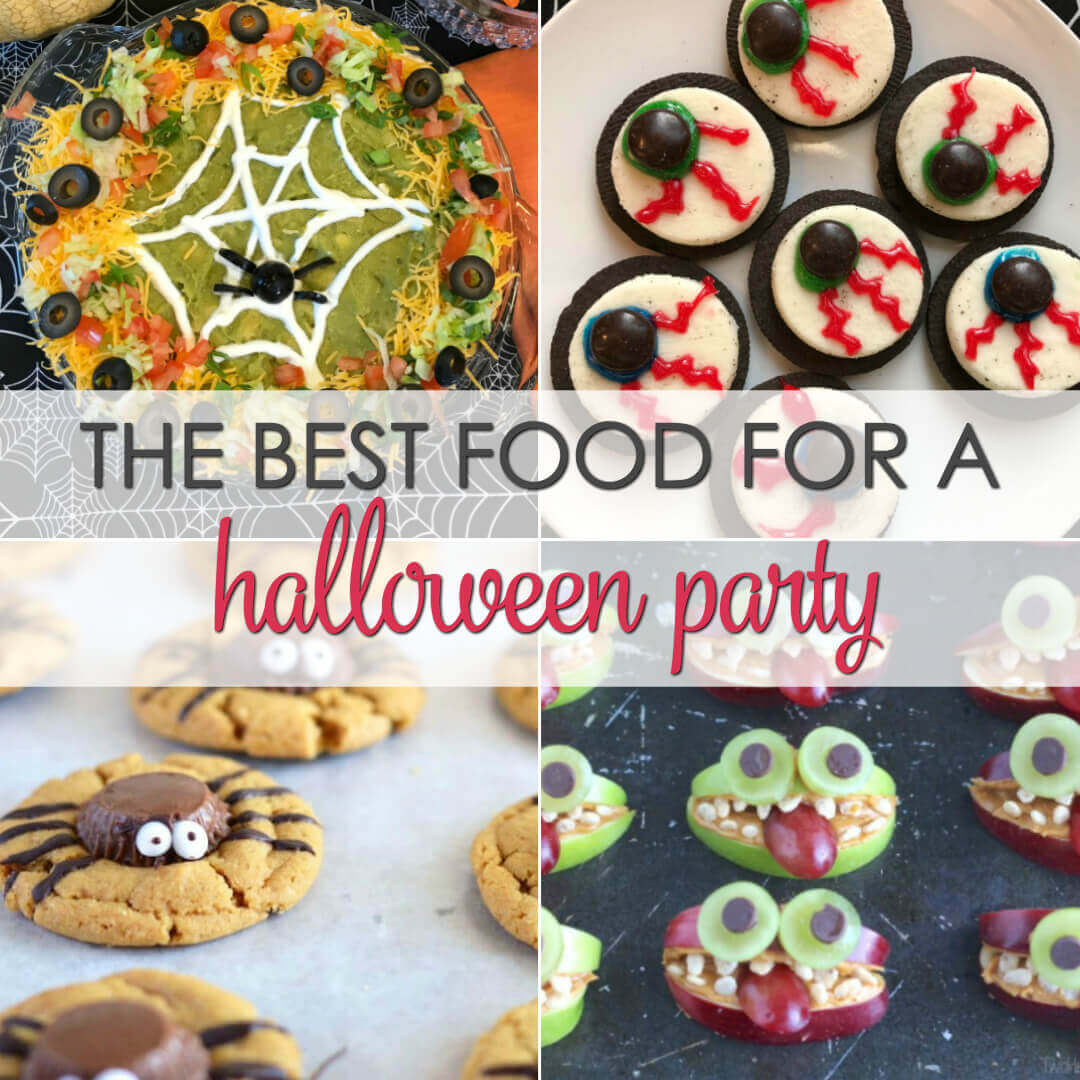 the best halloween recipes for parties