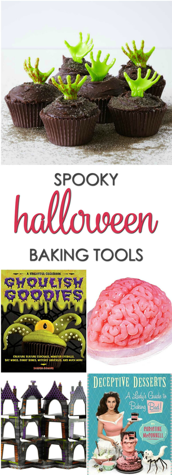 The spookiest Halloween baking accessories