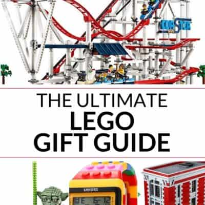 Ultimate LEGO Ideas Gift Guide