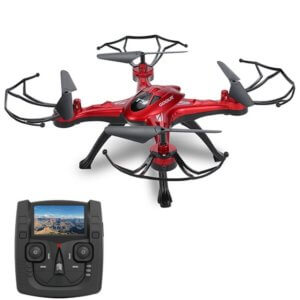 Drone For Beginners Powerful Air Pressure Altitude Hold Function Super Easy Indoor Outdoor Flight Excellent And Hobby Users
