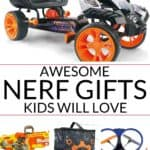 collection of best nerf gun gifts