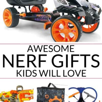 Best Nerf Gun Gift Ideas