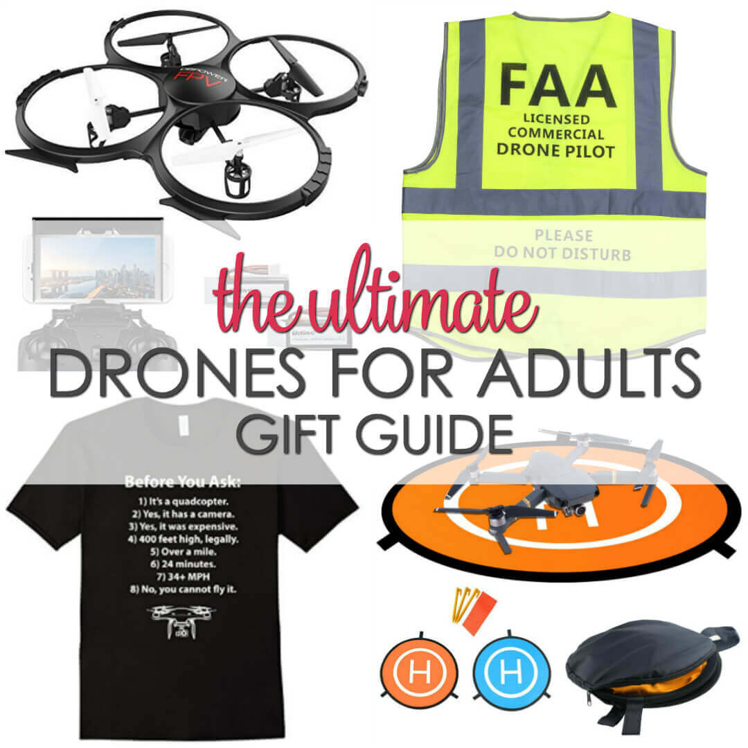 Top Christmas Gift Ideas Men - Drones Gift Guide | It is a Keeper