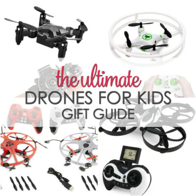 The Ultimate Drones for Kids Gift Guide