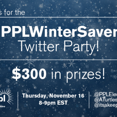RSVP for the #PPLWINTERSAVERS Twitter Party