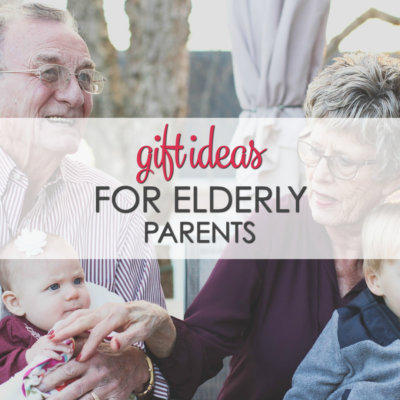 Christmas Gifts for Elderly Parents