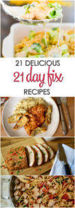 21 Day Fix Meals That Are Full Of Flavor It Is A Keeper