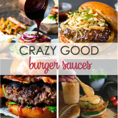 30 Best Burger Sauce Recipes