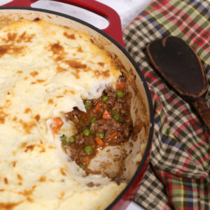 how to make a shepherds pie