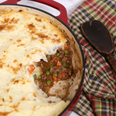 Quick Easy Shepherds Pie
