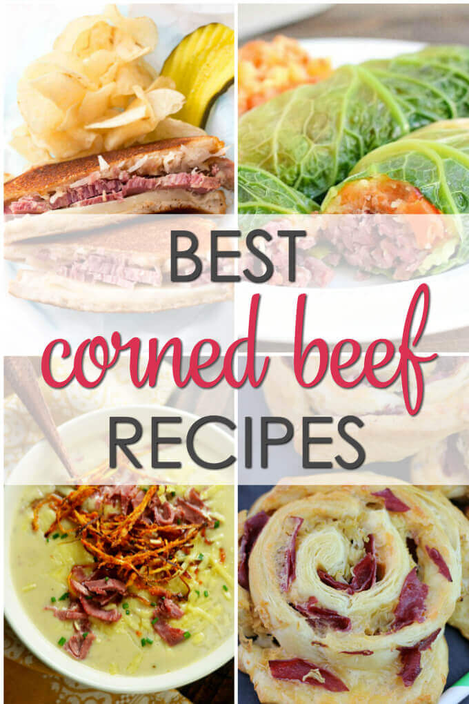 Baked Corned Beef Recipes