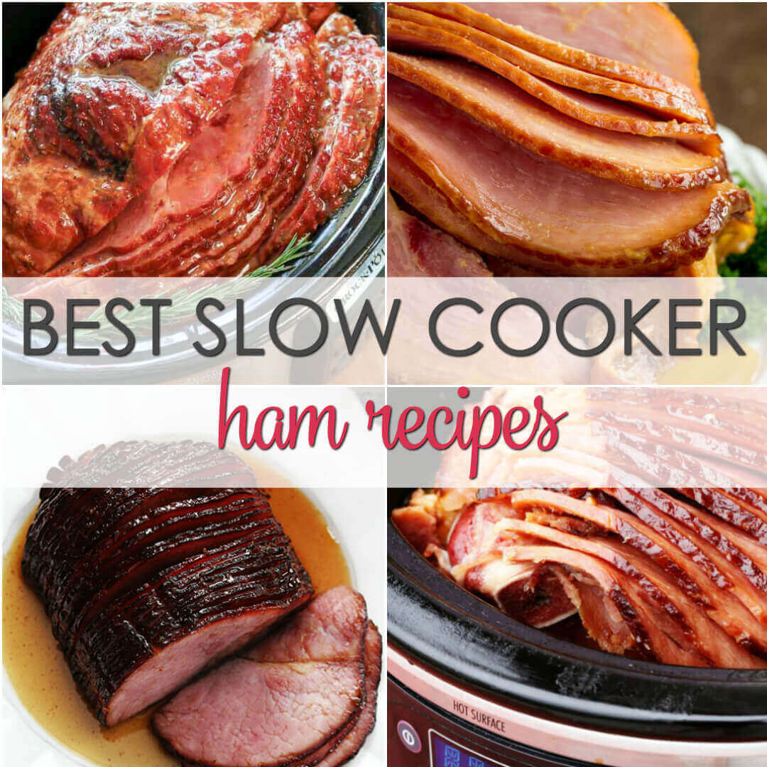Best Slow Cooker Ham Recipes