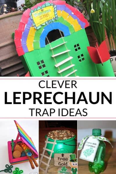 Clever DIY Leprechaun Traps