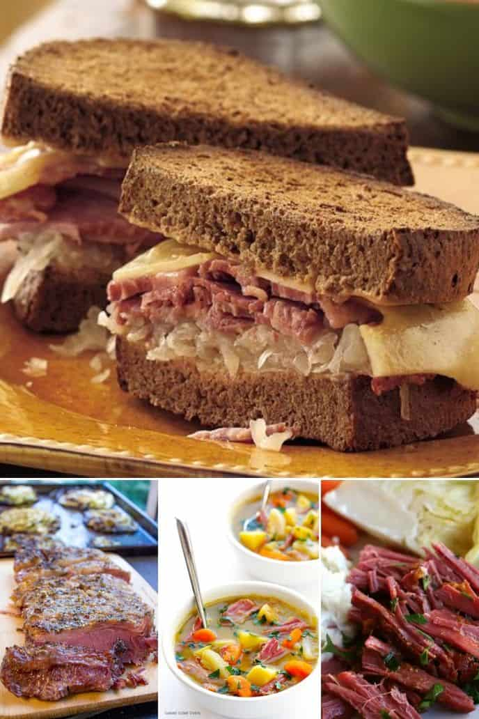 Collection of slow cooker corned beef recipes