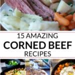 Collection of corned beef recipes